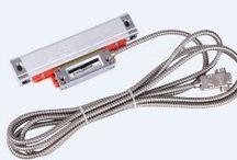 high precision lathe and milling 0.005mm /0.001mm KA300 820mm linear encoder