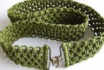 Square and Half Knots Only! / You can do all these if you can do a square knot and a half knot!
