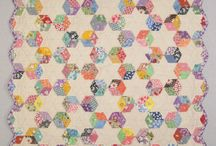 English Paper Piecing Obsession  / by Pleasant Home