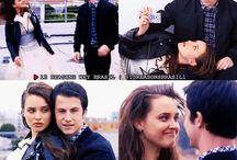 Gifs Dylan & Katherine