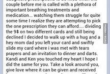 True touching stories T.T