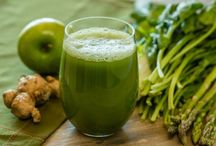 juicing & healthy living