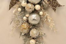 Karácsony  koszoru