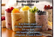 First Eats- Breakfast / by Amy Helton