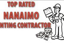 Nanaimo Painting Contractor | Painters Nanaimo, BC