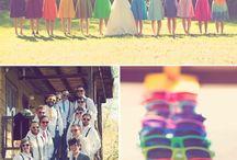 Color ideas wedding