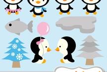 Art & Doodles - Animals - Polar