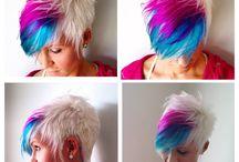 Haarfarben / Hair Color
