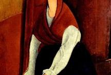 Portretten in de schilderkunst