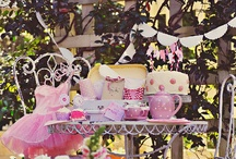 {Princess} Party / Princess, ballerina or pink party theme ideas and inspiration / by Party Frosting