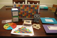 Homeschool {CC Review Games}