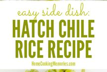 Great Grains / Rice, quinoa, barley, and more -- these recipes all feature grains. | Find more at HousewifeHowTos.com