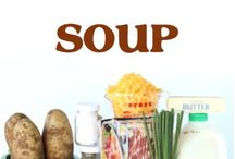 Soups and Stews / by Mary Hernandez