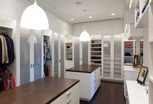 ATA Living - Closets / Closet Spaces designed by Abramson Teiger Architects. www.abramsonteiger.com