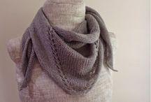shawls / by Bev Boyden-Van Staden