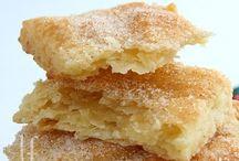Dessert Recipes / by Bridget Harrison
