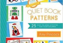 quite books / busy books for kids