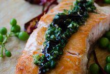 Food! Fish & seafood