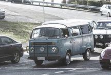 Work Horses - Camper & Hire Vans / Volkswagen vans