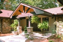 Custom Homes / Custom Built Homes by Mountain West Construction in Hendersonville, NC