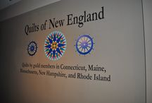 Quilts of New England / Quilts of New England Exhibit at The National Quilt Museum through April 1, 2014.