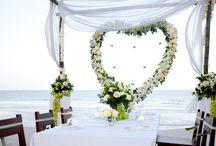 Allestimento Matrimonio - Wedding Preparation / Idee per allestimenti matrimoni