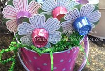 Sweet Treat Ideas / by Karen Young