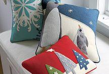 textil vianoce