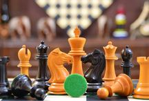 Labor Day Sale on Wooden Chess Sets / Flat 50% Off on Elegant Wooden Chess Sets