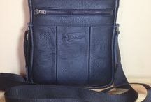 "My leather bag ""SPORT"" for man / Here you can find my handmade product."