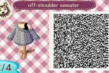 Animal Crossing ropa