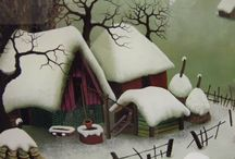 Winter Themes / by Mary Simmons