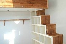 Loft Area/Sleeping