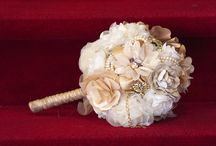 <3 Retro Bouquet For Wedding <3