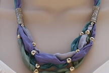 Silkscarf Jewellary