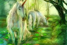 Unicorns/Pegasus