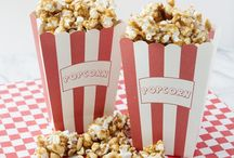 eat :: popcorn / Interesting and tasty recipes to make popcorn even more fun!