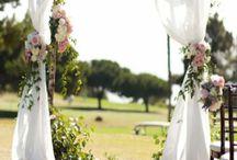 Deco florale mariage