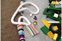 Lego mats