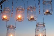 キャンドル&ランプシェード…candle♡ / #candle #キャンドル #ろうそく