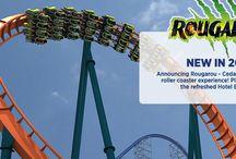 Cedar Point / The Roller Coaster Capital of the World