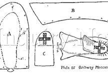 moccasins ojibwe