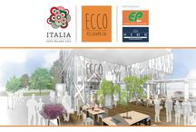 Padiglione Italia: Expo 2015 Milano / Feeding the Planet, Energy for Life | 1st May - 31st October 2015 |  www.eccopizzaepasta.com