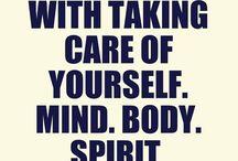 Motivation / Let's get healthy