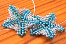Šité šperky - návod