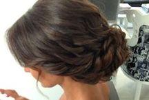 Wedding guest hair dos