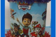 Paw Patrol Party Birthday ideas