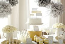 Candy Tables & Sweets Tables