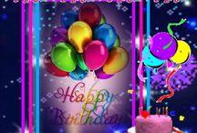 Happy Birthday - MH
