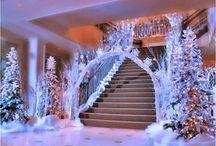 Winter wonderland ideas / by Rondessa Robinson